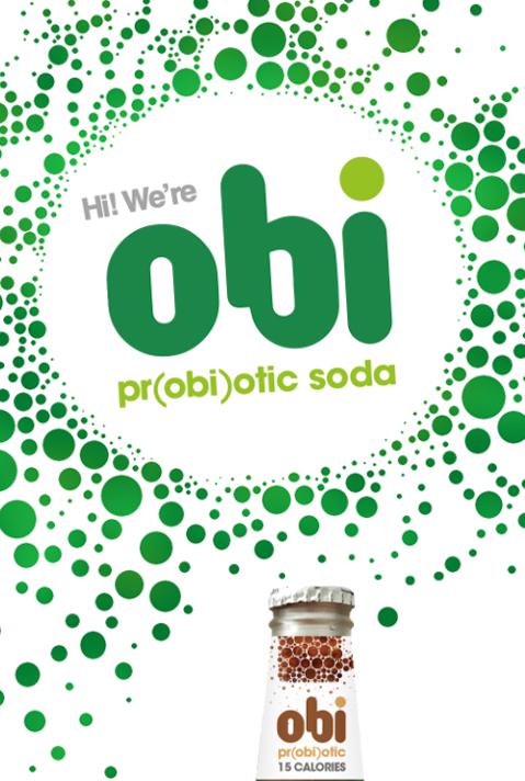 Obi Probiotic Soda